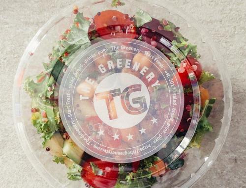 TG蔬坊 : Salad MiNi 上架 – 更少接觸,更安全快速